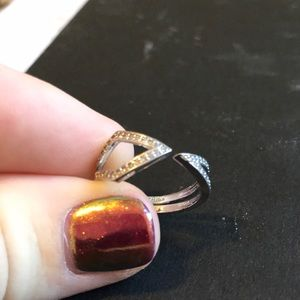 Jewelry - Rhodium Ring